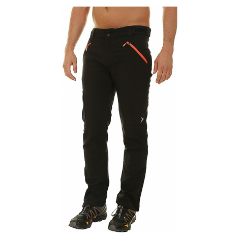 pants Outhorn SPMT600 - Deep Black - men´s