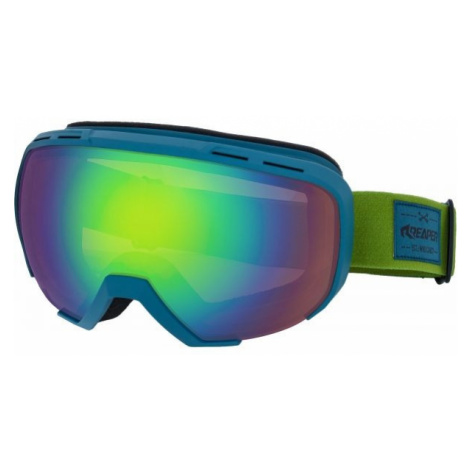 Reaper SOLID green - Snowboard goggles