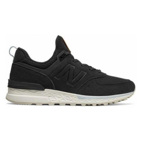 New Balance WS574PMD black - Women's leisure footwear