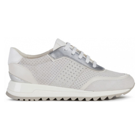 Geox D TABELYA grey - Women's leisure shoes