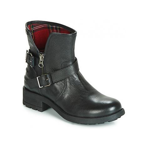 Les Tropéziennes par M Belarbi LAURINA women's Mid Boots in Black