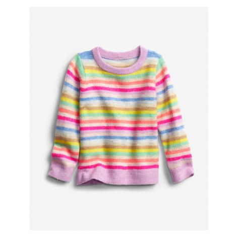 GAP Kids Sweater Beige Colorful