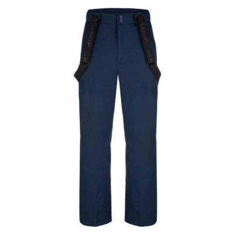 Loap FLOCKY blue - Men's ski pants