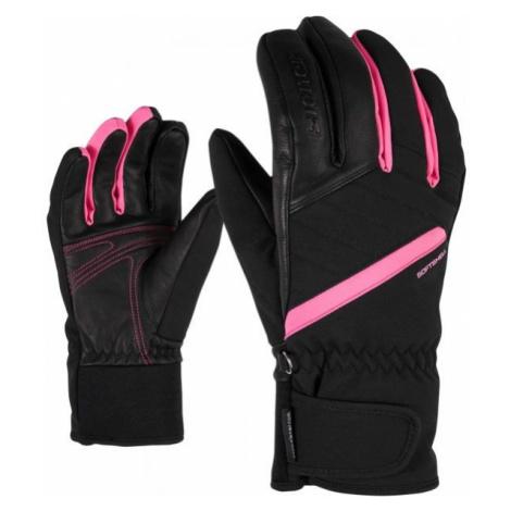 Ziener KASADA AS W black - Women's gloves