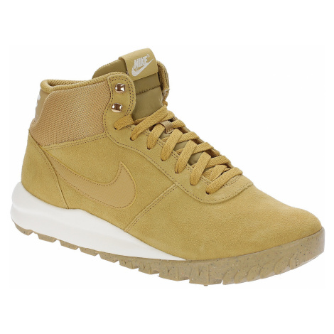 shoes Nike Hoodland Suede - Haystack/Sail/Gum Light Brown/Metallic Gold