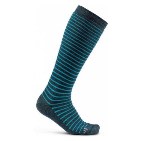 Craft WARM COMFORT gray - Knee high socks