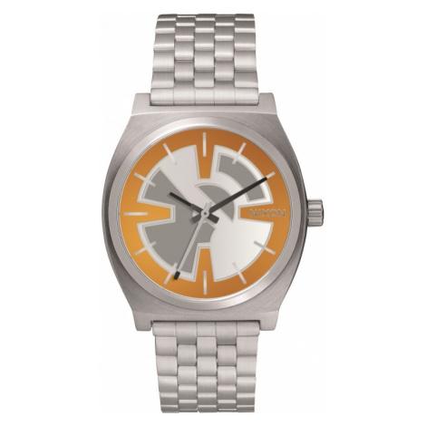 Unisex Nixon The Time Teller SW BB-8 Orange / Black Watch A045SW-2605