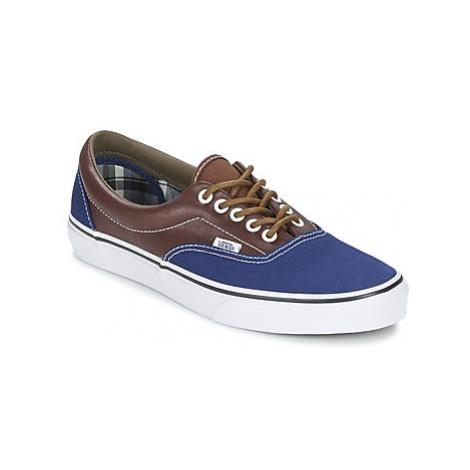 Vans ERA men's Shoes (Trainers) in Blue