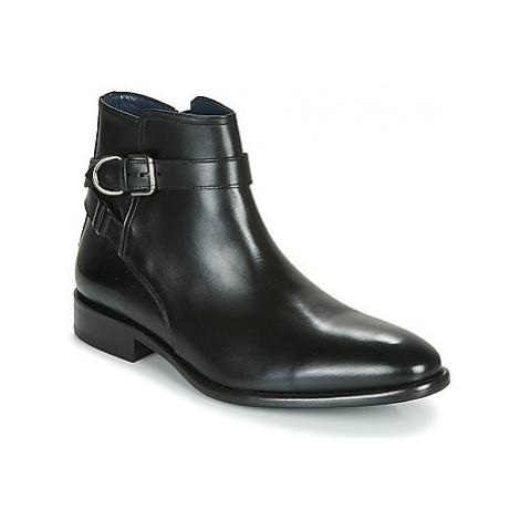 Brett Sons ROBERTO men's Mid Boots in Black