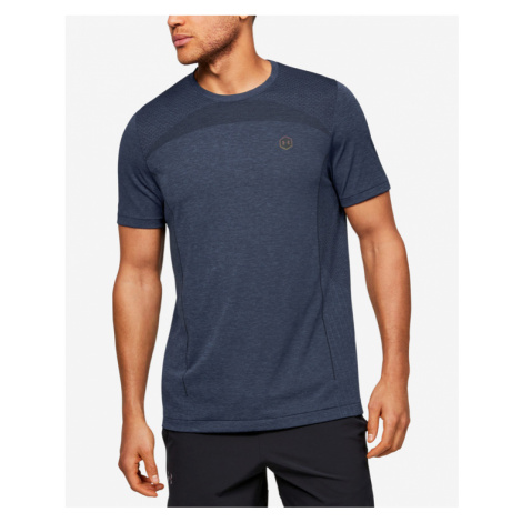 Under Armour RUSH™ T-shirt Blue