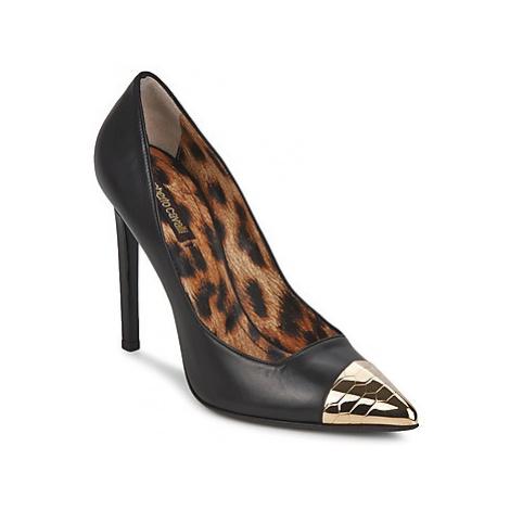 Roberto Cavalli WDS212 women's Court Shoes in Black