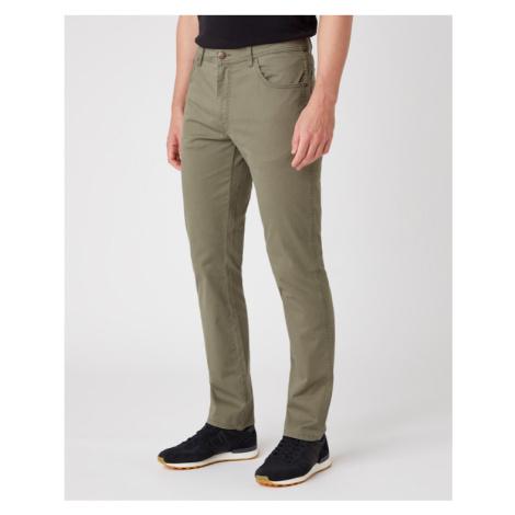 Wrangler Texas Trousers Green