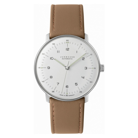 Mens Junghans Max Bill Automatic Watch 027/3502.00