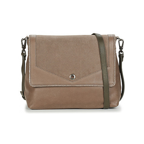 Sabrina MAXINE women's Shoulder Bag in Grey