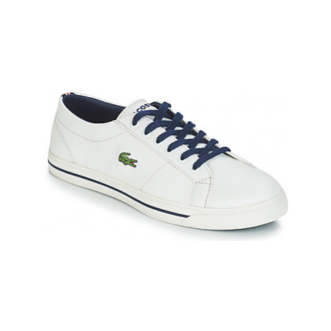Lacoste RIBERAC 119 2 girls's Children's Shoes (Trainers) in White