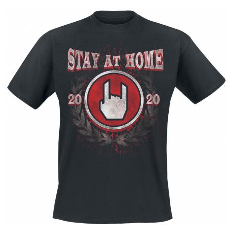 Stay At Home Festival 2020 - - T-Shirt - black