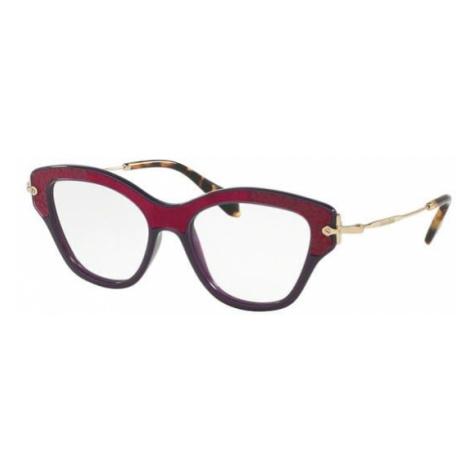 Miu Miu Eyeglasses MU07OV U6A1O1