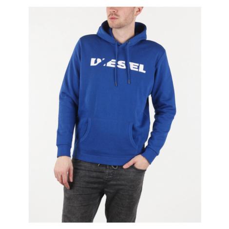Diesel S-Agnes-Bro Sweatshirt Blue