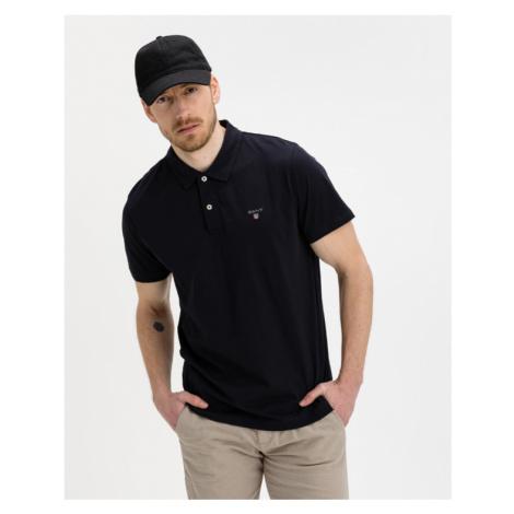 Gant Polo Shirt Black