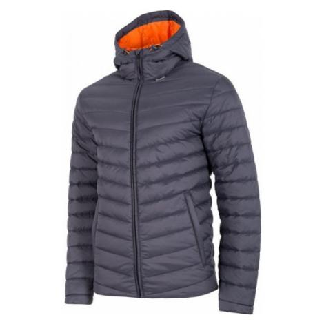 4F MEN´S JACKET black - Men's jacket