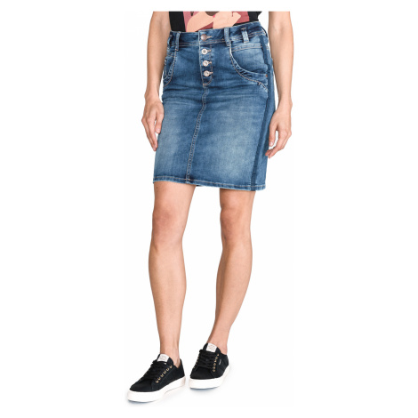 Tom Tailor Skirt Blue