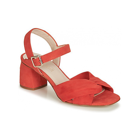 Fericelli JESSE women's Sandals in Red