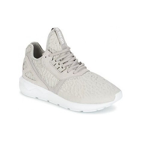 Adidas TUBULAR RUNNER W women's Shoes (Trainers) in Grey