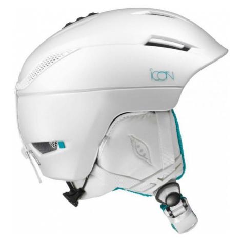 Salomon ICON2 M white - Women's ski helmet