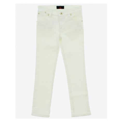 John Richmond Kids Jeans White