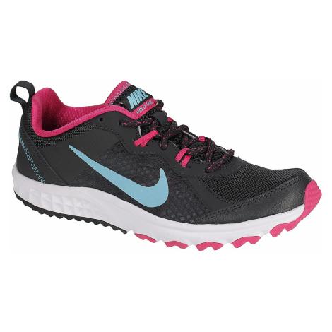 shoes Nike Wild Trail - Anthracit/Polarized Blue/Vivid Pink/White