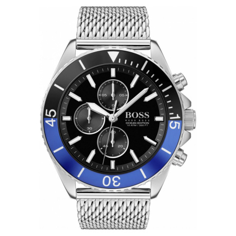 Hugo Boss Watch Ocean Edition Mens
