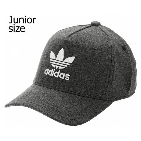 cap adidas Originals Aframe Melange - Black/White - unisex junior
