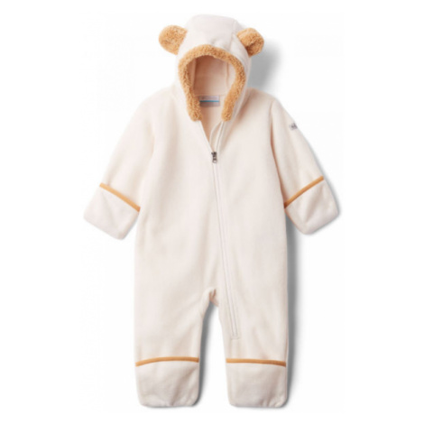 Columbia TINY BEAR II beige - Kids' bunting