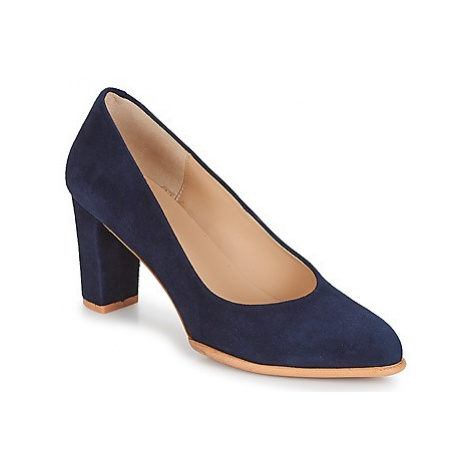 Perlato UNEPOTI women's Court Shoes in Blue