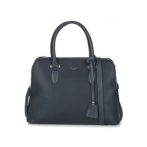 David Jones CM5349-D-BLUE women's Handbags in Blue