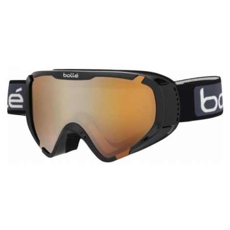 Bolle EXPLORER OTG black - Children's ski goggles