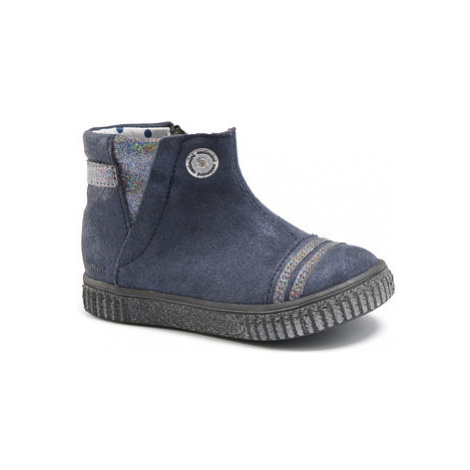 Catimini GALINA girls's Children's Mid Boots in Blue
