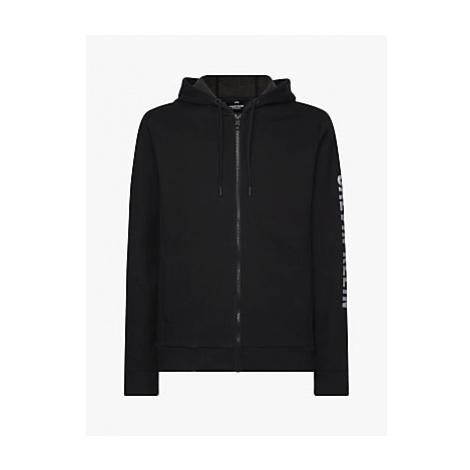 Calvin Klein Performance Zip Up Hoodie, Black