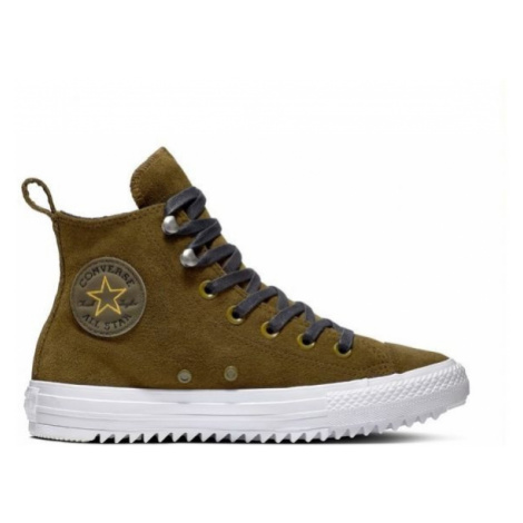 Converse CHUCK TAYLOR ALL STAR HIKER BOOT brown - Women's winter sneakers