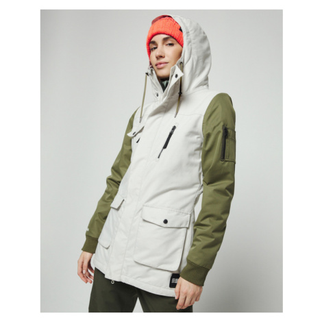O'Neill Cylonite Jacket Green White