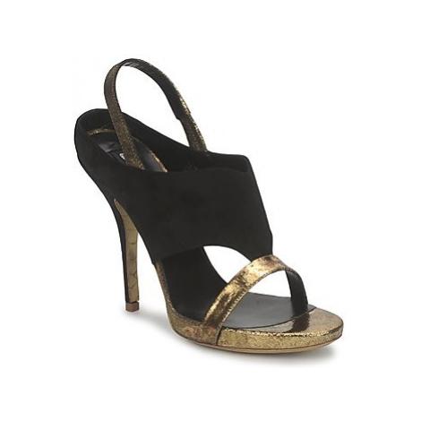 Gaspard Yurkievich T4 VAR7 women's Sandals in Black