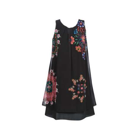 Desigual SACHA women's Dress in Black