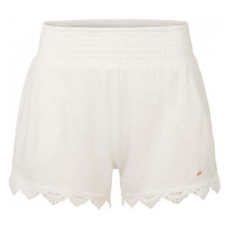 O'Neill LW AZALEA DRAPEY SHORTS white - Women's shorts
