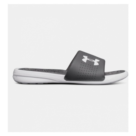 Men's UA Playmaker Fixed Strap Slides Under Armour