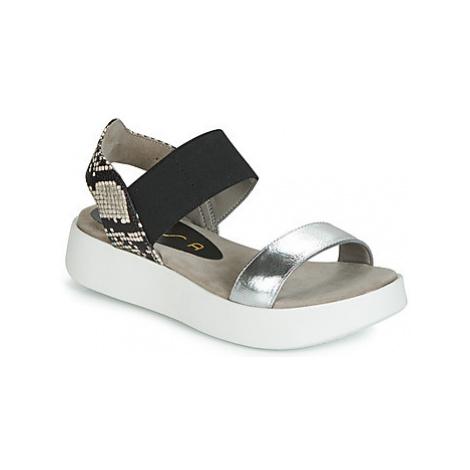 Unisa BRIDNI women's Sandals in Black