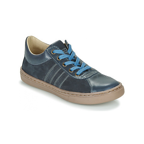 Citrouille et Compagnie LIMINO boys's Children's Casual Shoes in Blue