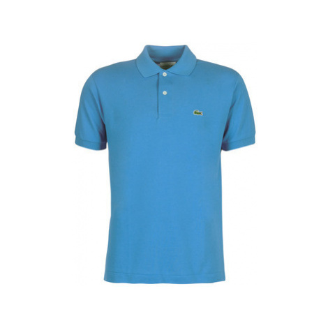 Lacoste POLO L12 12 REGULAR men's Polo shirt in Blue