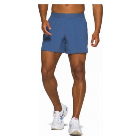Asics ROAD 5IN SHORT blue - Men's running shorts