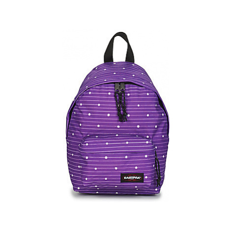Eastpak ORBIT men's Backpack in Purple