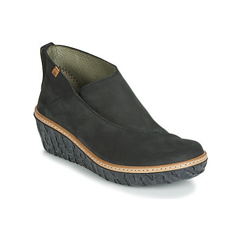 El Naturalista MYTH YGGDRASIL women's Low Boots in Black